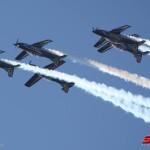 Silver Falcons SA Air Force - Photo Copyright © Werner Hendrikz